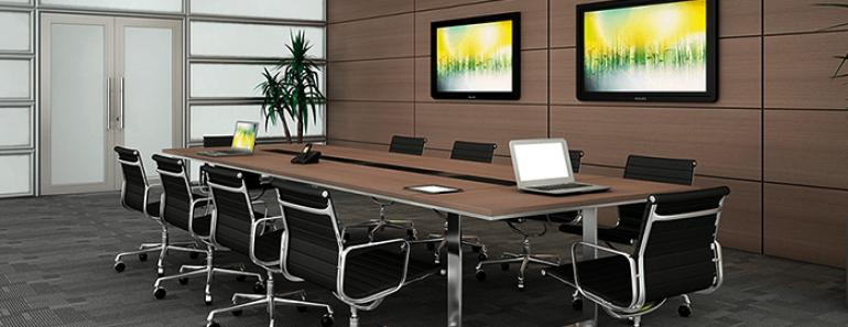 móveis para escritórios